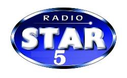 Радиостанция Radio Star Five начала вещание